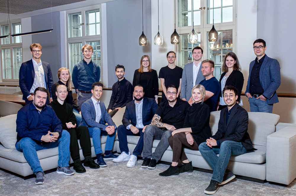 StackFuel Team 2019